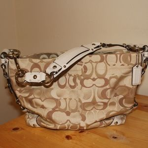 Coach Small Boho Purse
